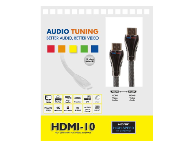 Audio Tuning HDMI-10