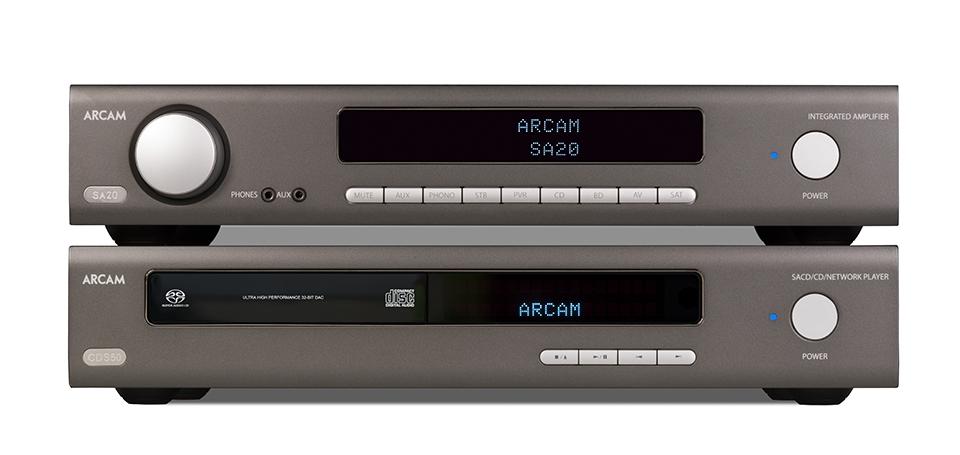 ARCAM HDA SET 2050 SA 20 + CDS 50