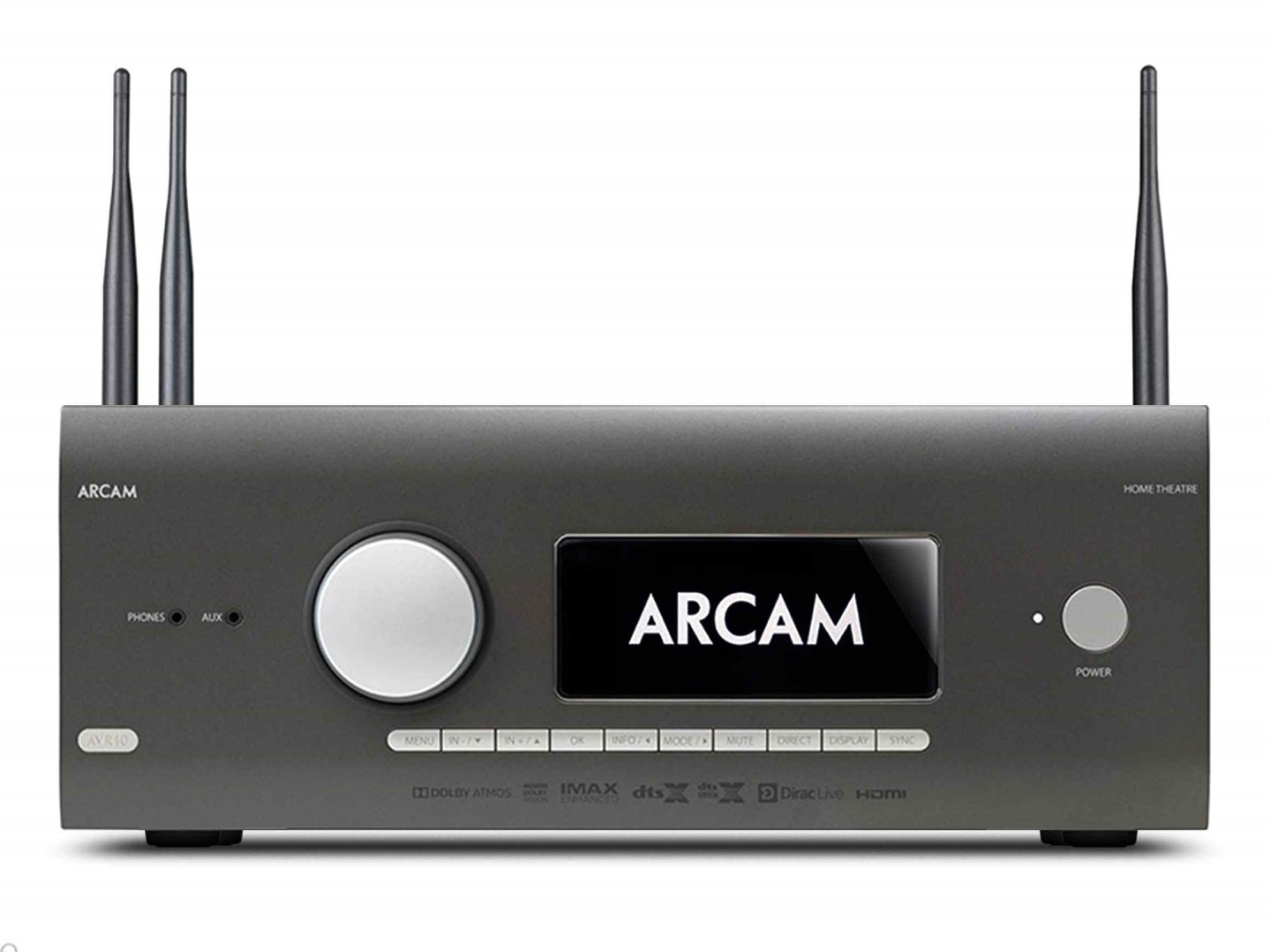 ARCAM HDA AVR10