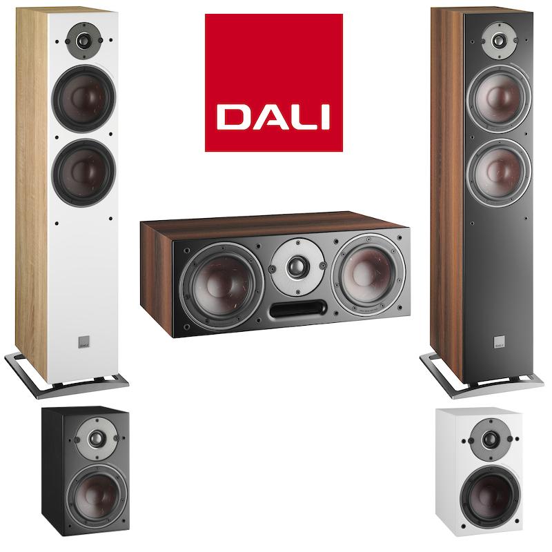 DALI Oberon 7 / 5.0 set