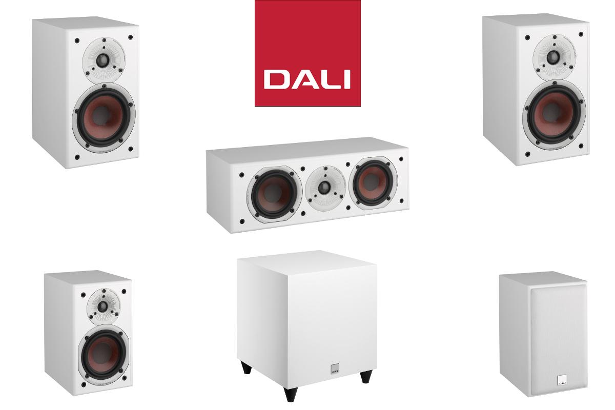 DALI Spektor 2 / 5.1 set