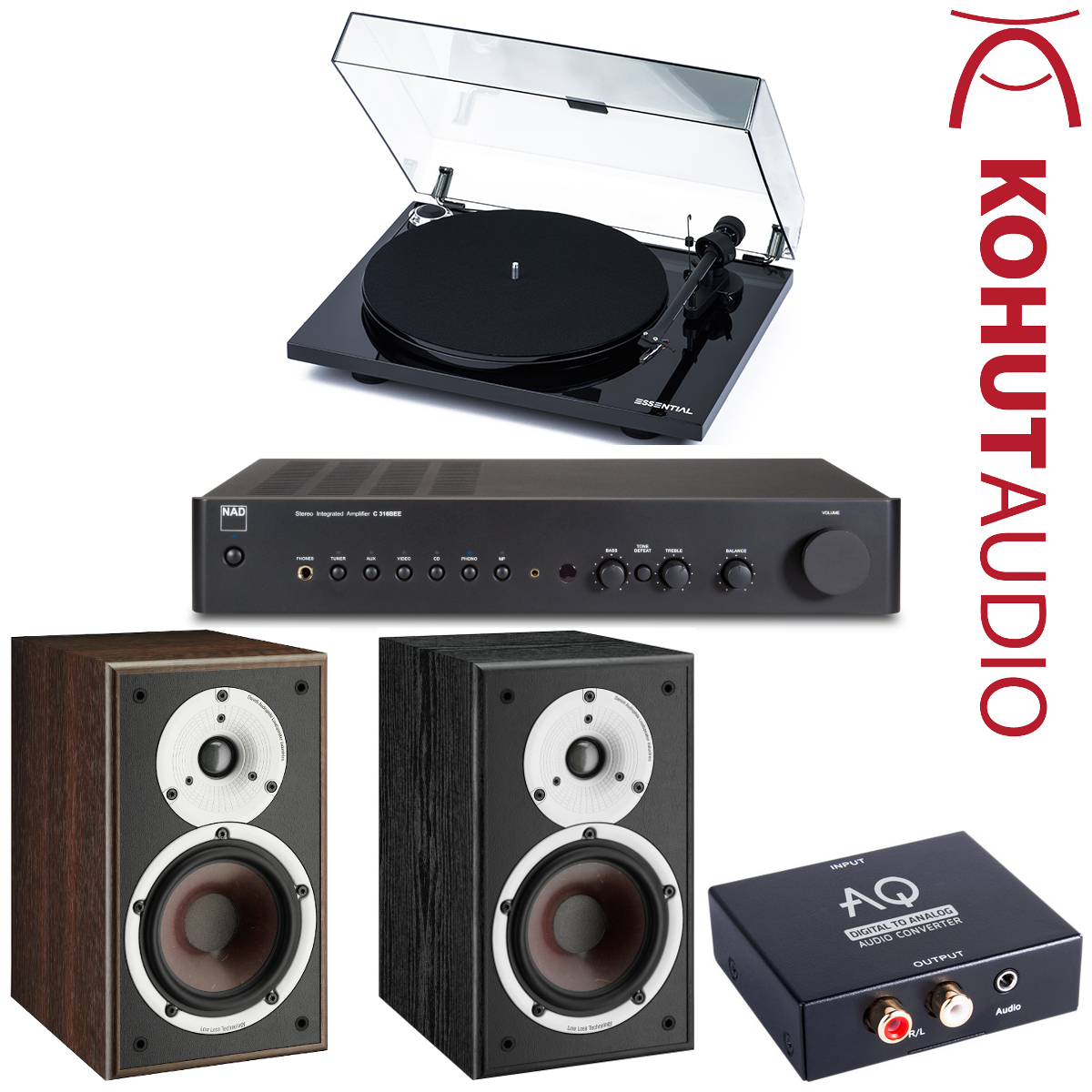 KohutAudio Analog Starter Pack
