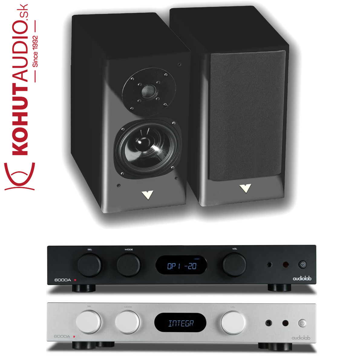 KohutAudio  Magic Audio set