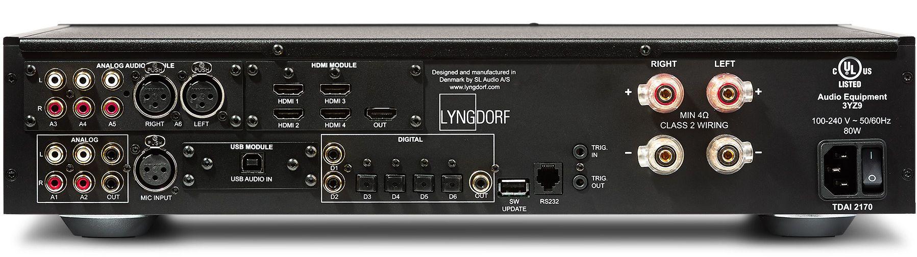 LYNGDORF ADC MODULE 2170