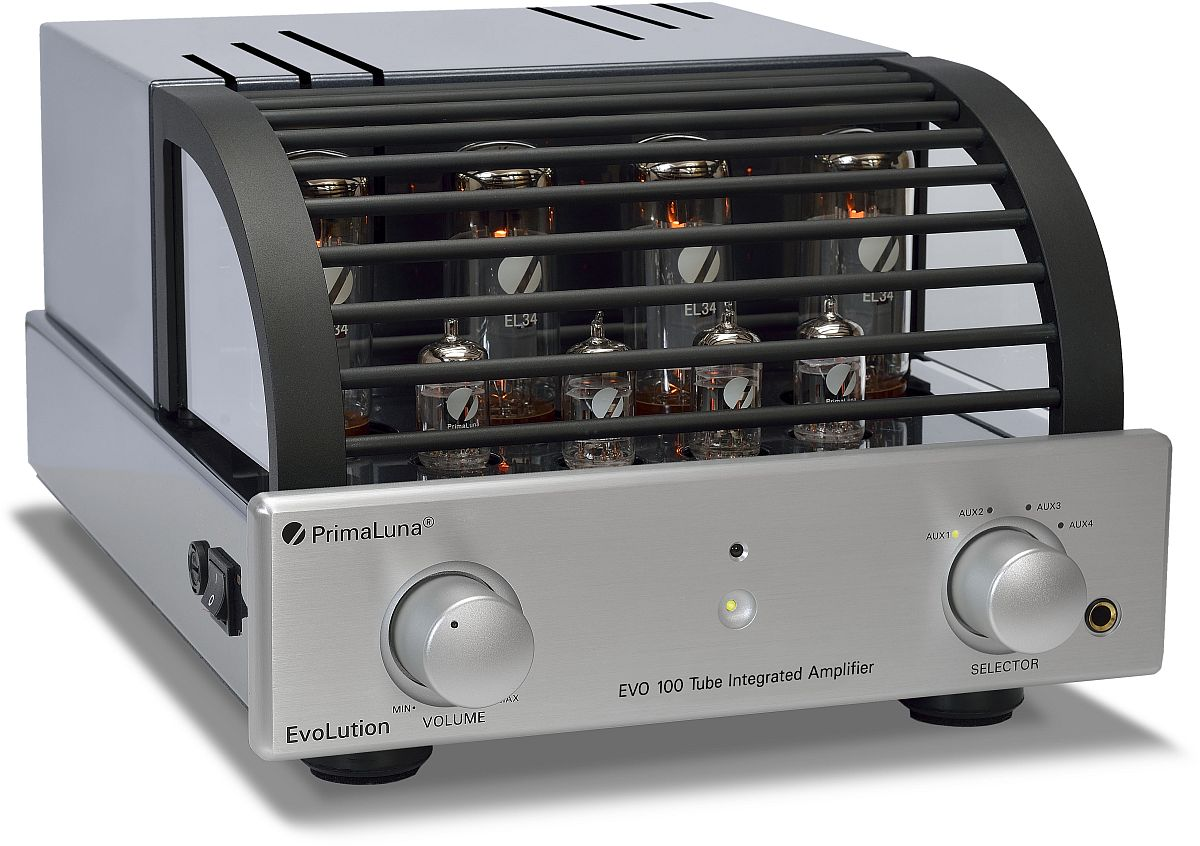 PrimaLuna EVO 100 Tube Integrated Amplifier