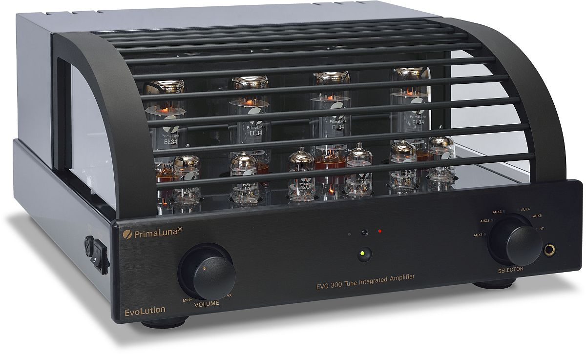 PrimaLuna EVO 300 Tube Integrated Amplifier