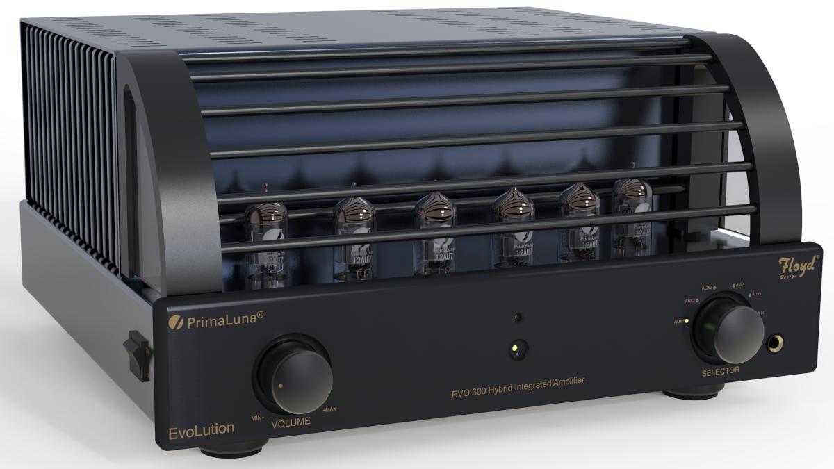 PrimaLuna EVO 300 Hybrid Integrated Amplifier