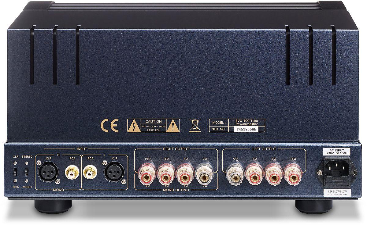 PrimaLuna EVO 400 Poweramp / Monoblock