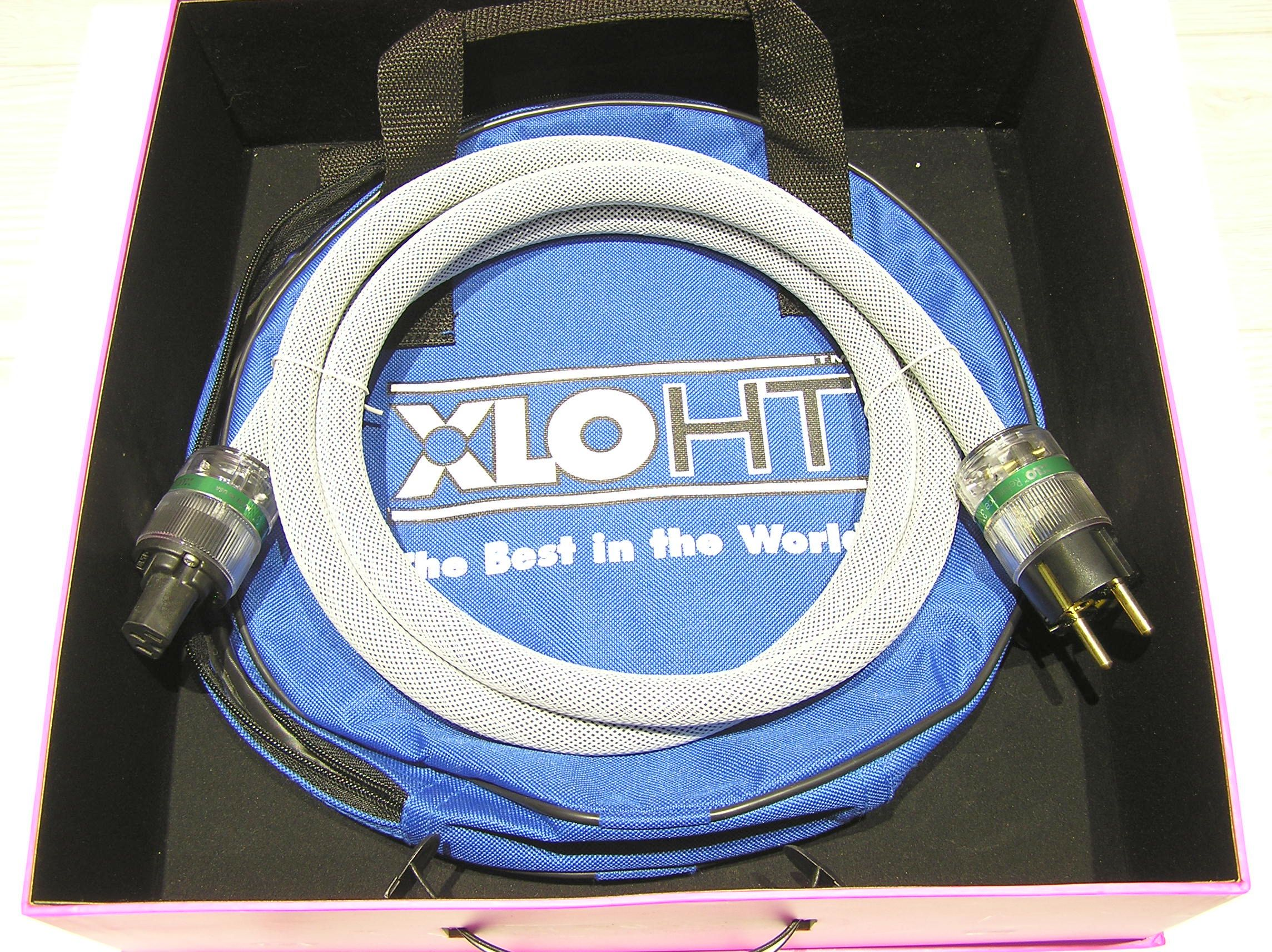 XLO  Reference 3 R3-10, SCHUKO/IEC 16A - 10A