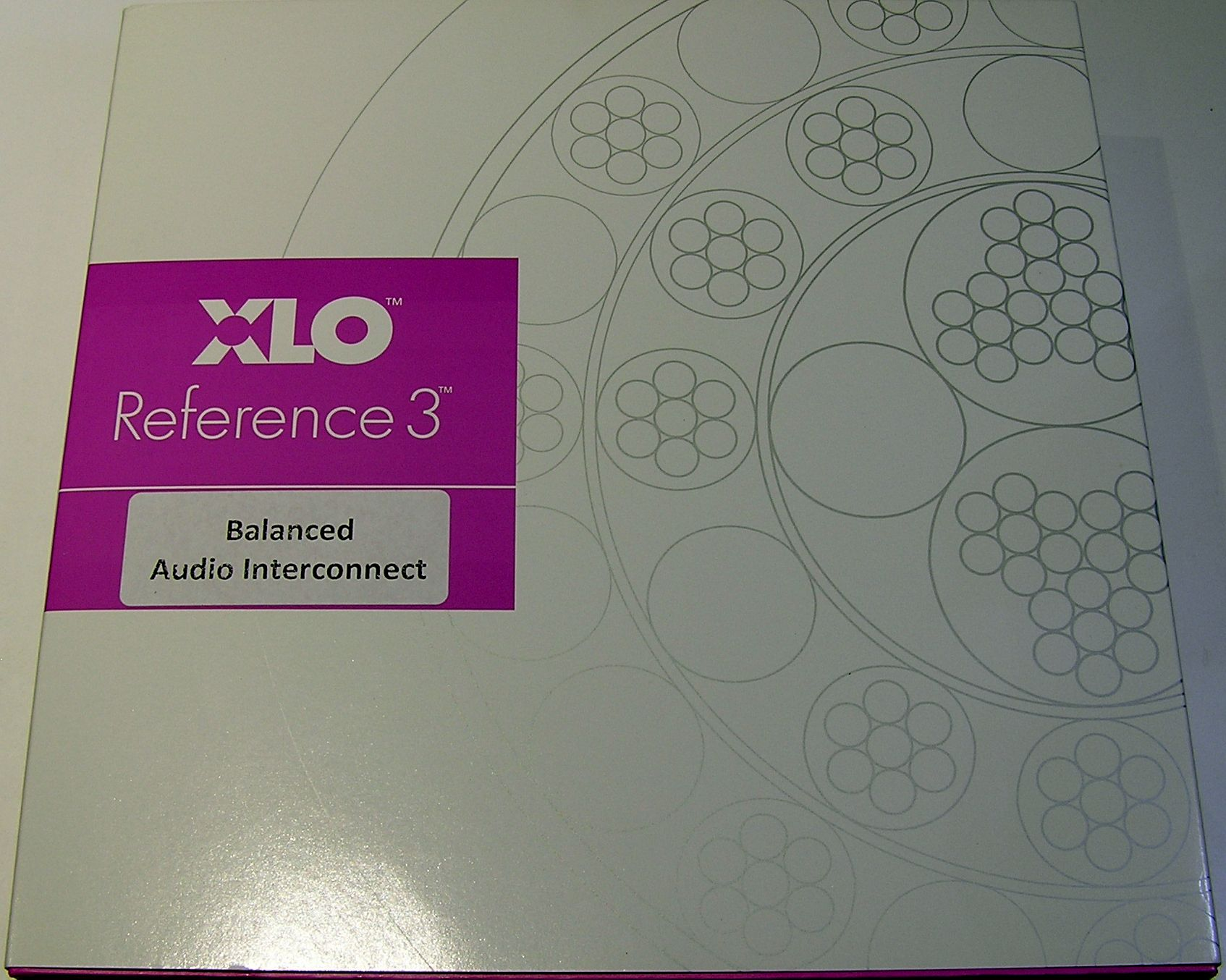XLO Reference 3-R3-2 / XLR